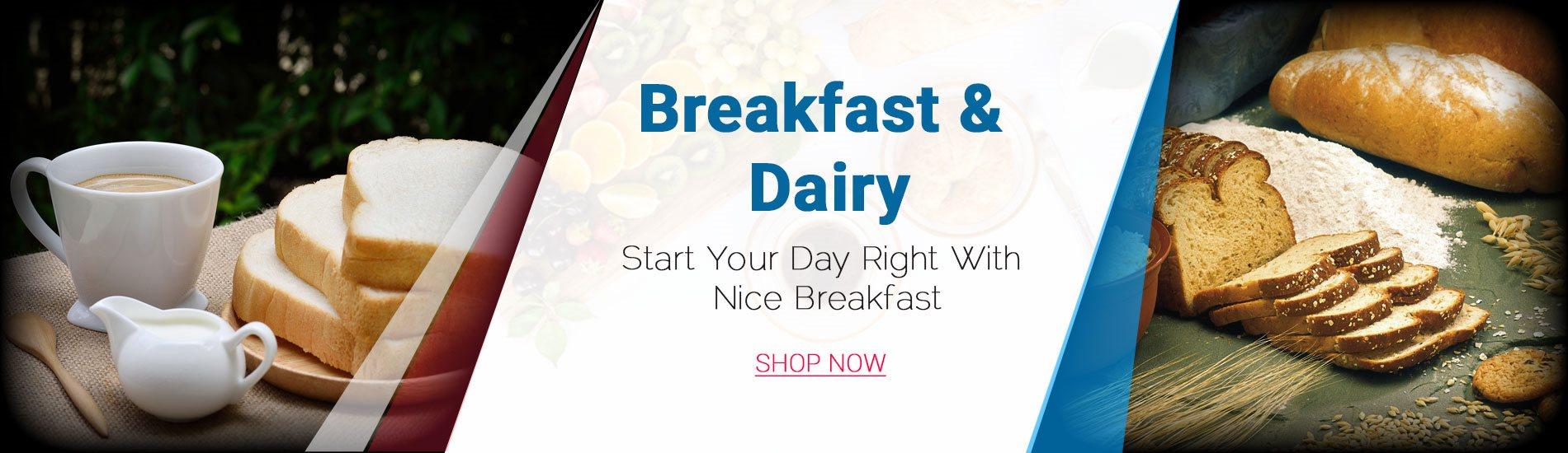 Breakfast & Dairy