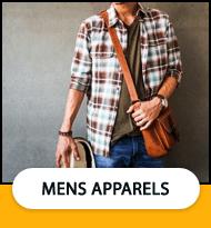 Mens Apparels