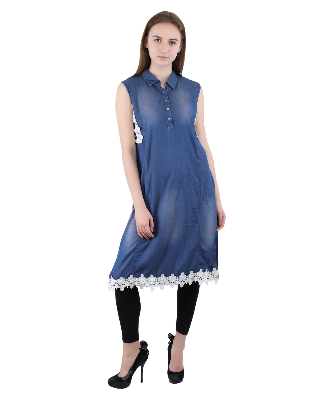 Swag Wear Women Cotton Kurti