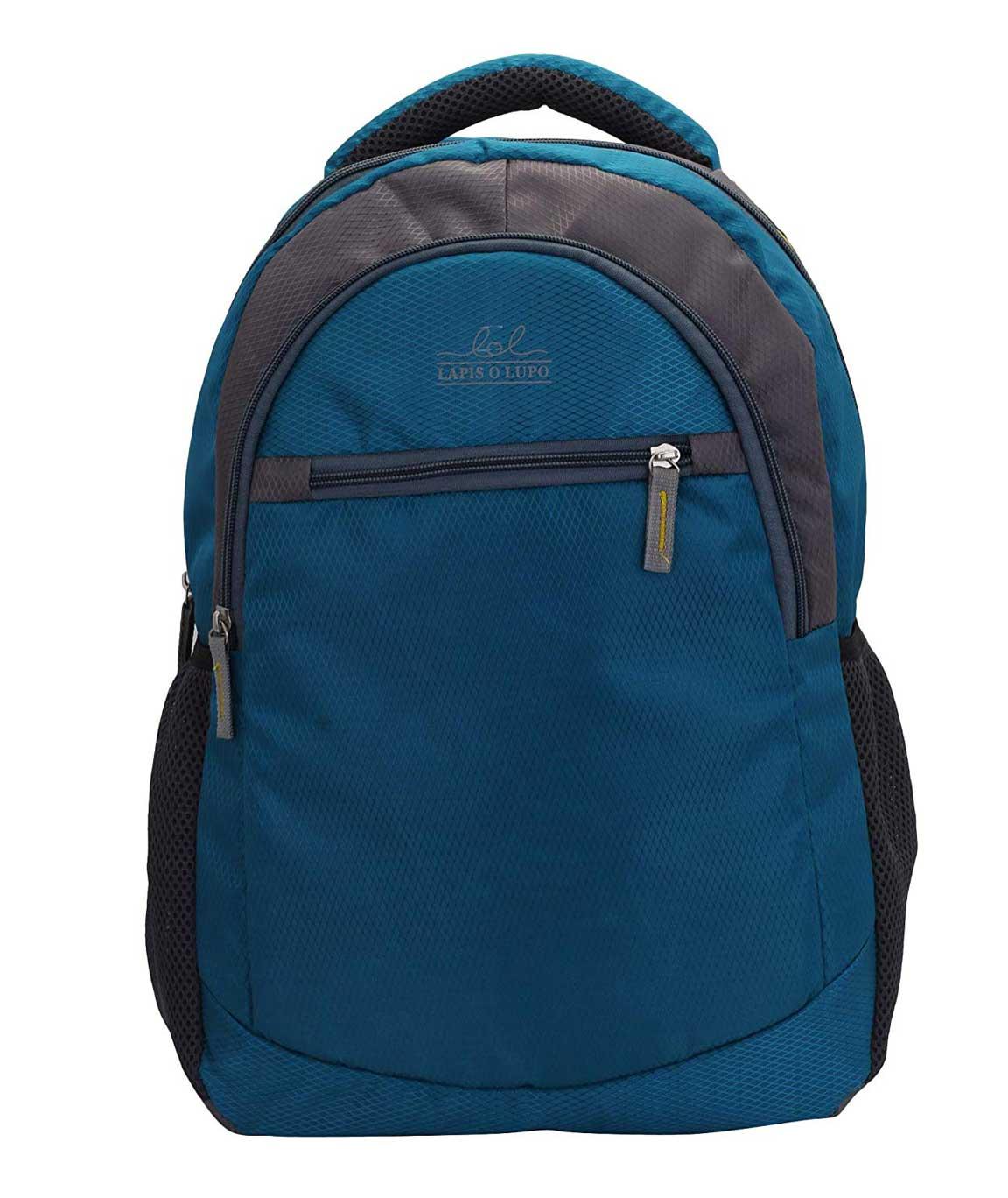 Lapis O Lupo Neutral Luminary Laptop Backpack (Blue)