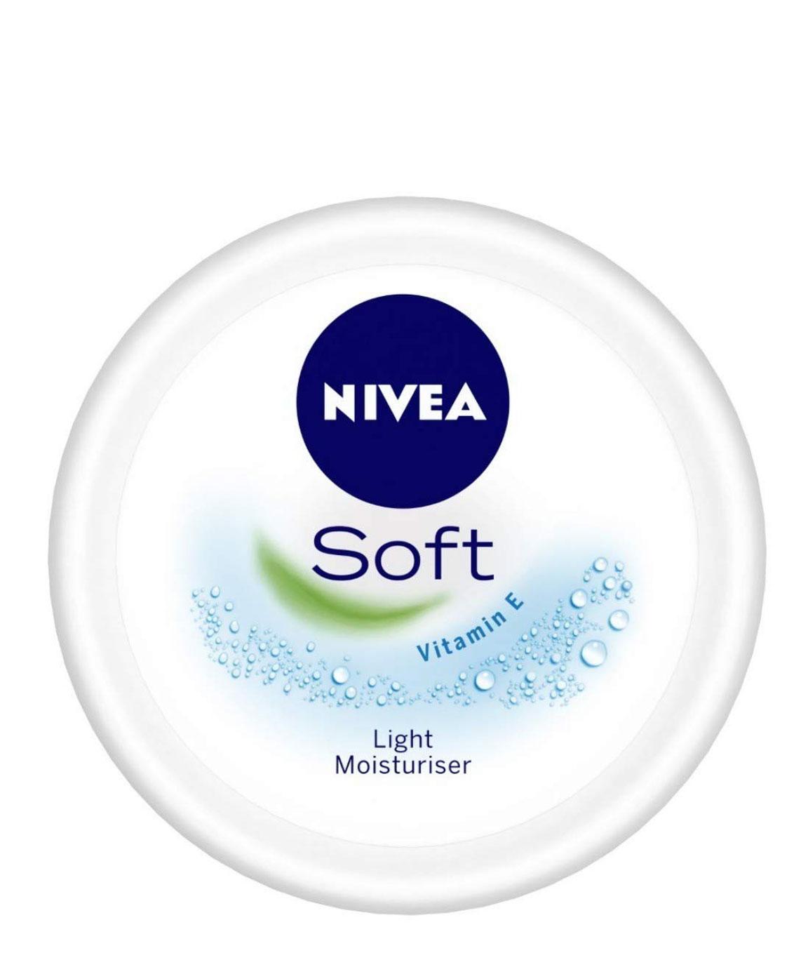 NIVEA Soft, Light Moisturising Cream, 300m