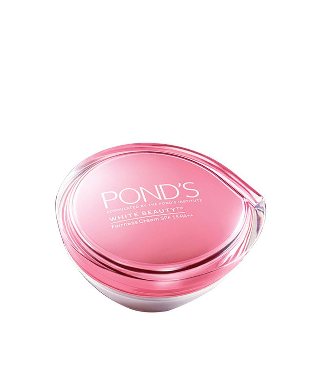 PONDS White Beauty SPF 15 PA Anti-Spot Fairness Cream, 50gm