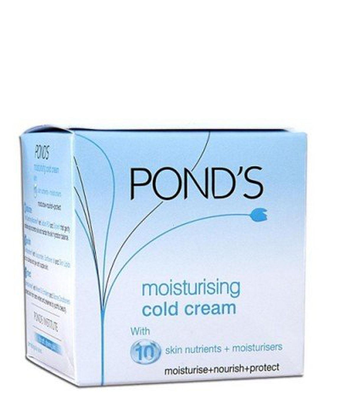 PONDS Moisturising Cold Cream (100ml) (Pack of 2)
