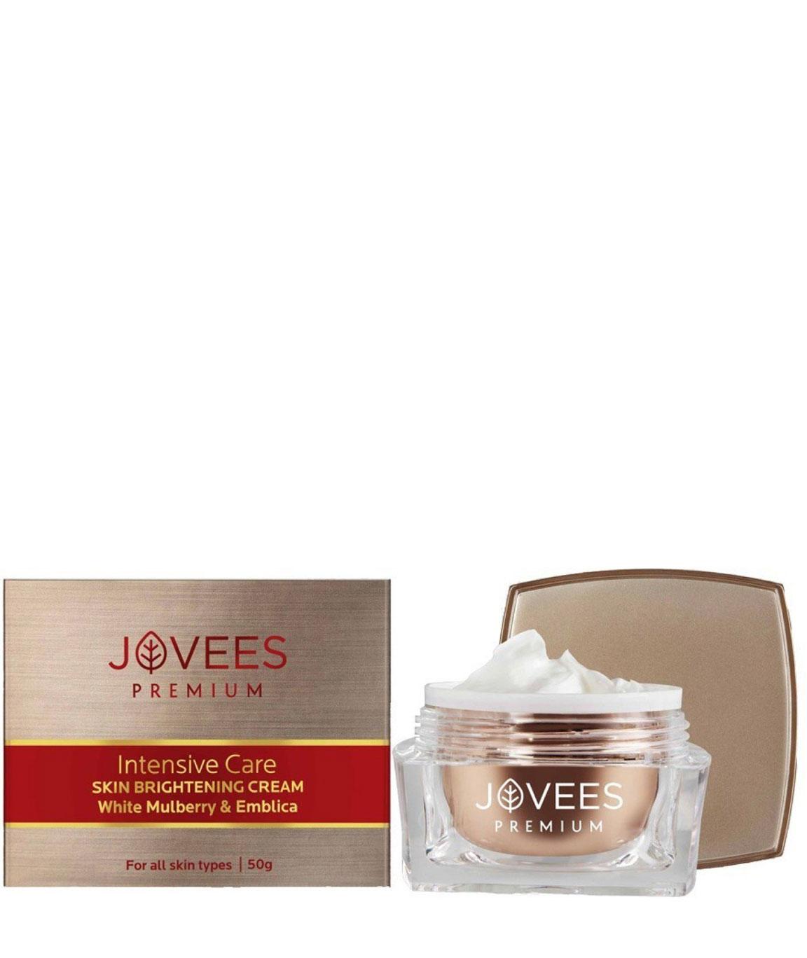 Jovees Premium Intensive Care Brightening Cream, 50gm