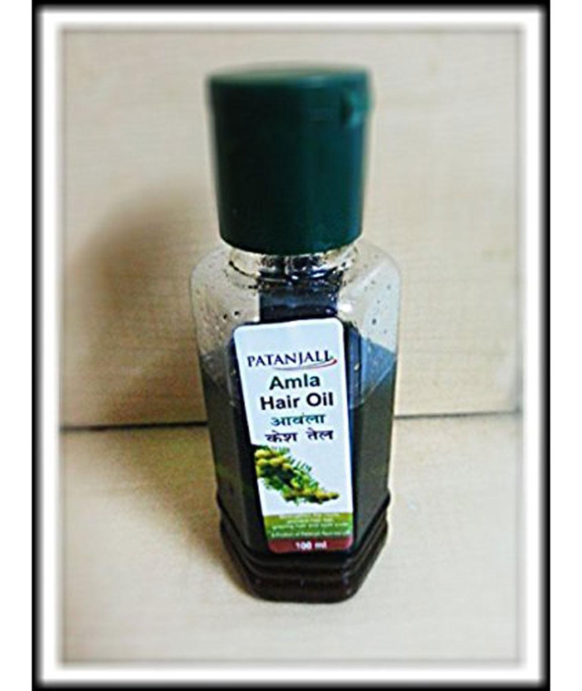 Patanjali Amla Hair Oil, 50 ml
