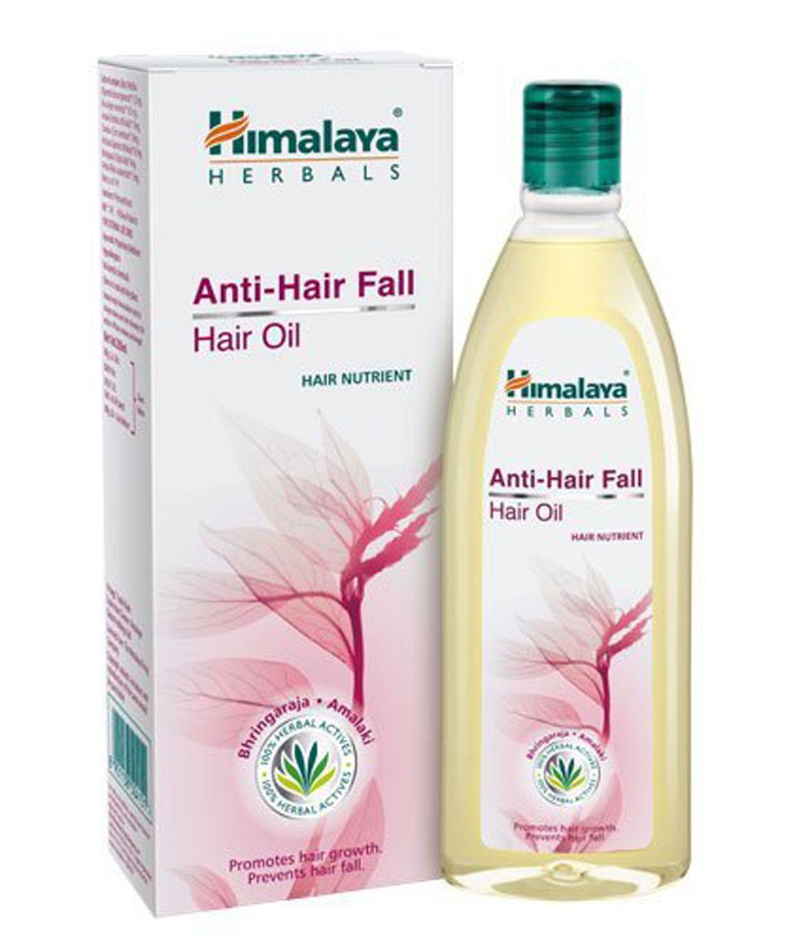 Himalaya Herbal Anti-Hair Fall Hair Oil, 200ml (sku12) - Pack of 1