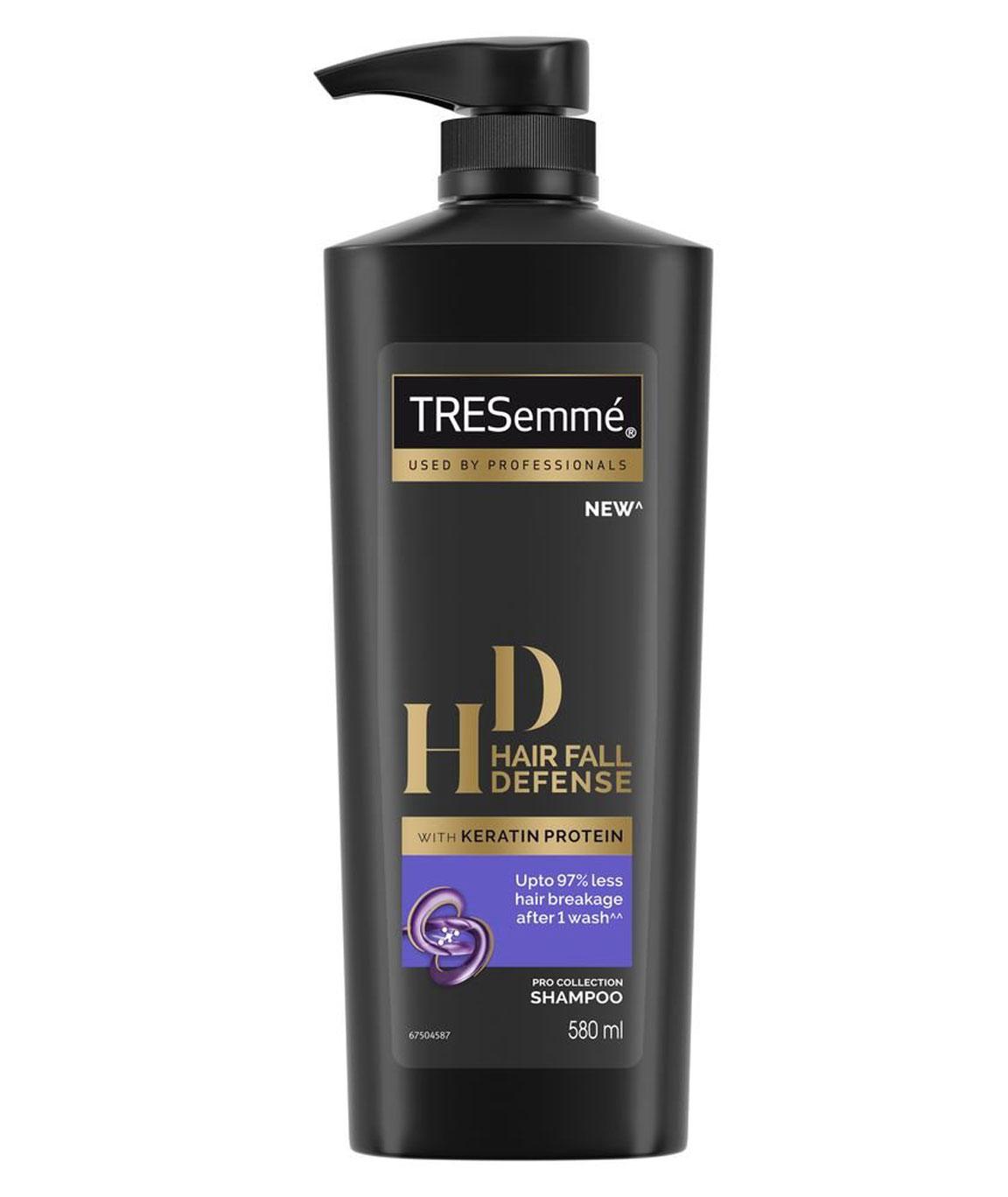 TRESemme Hair Fall Defense Shampoo, 580ml