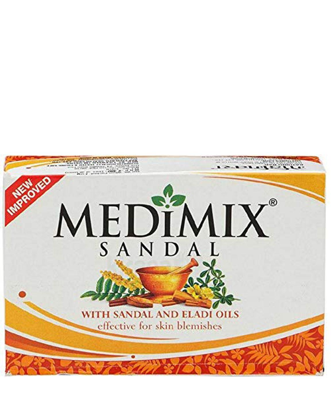Medimix Sandal Soap (125g) (Pack of 5)