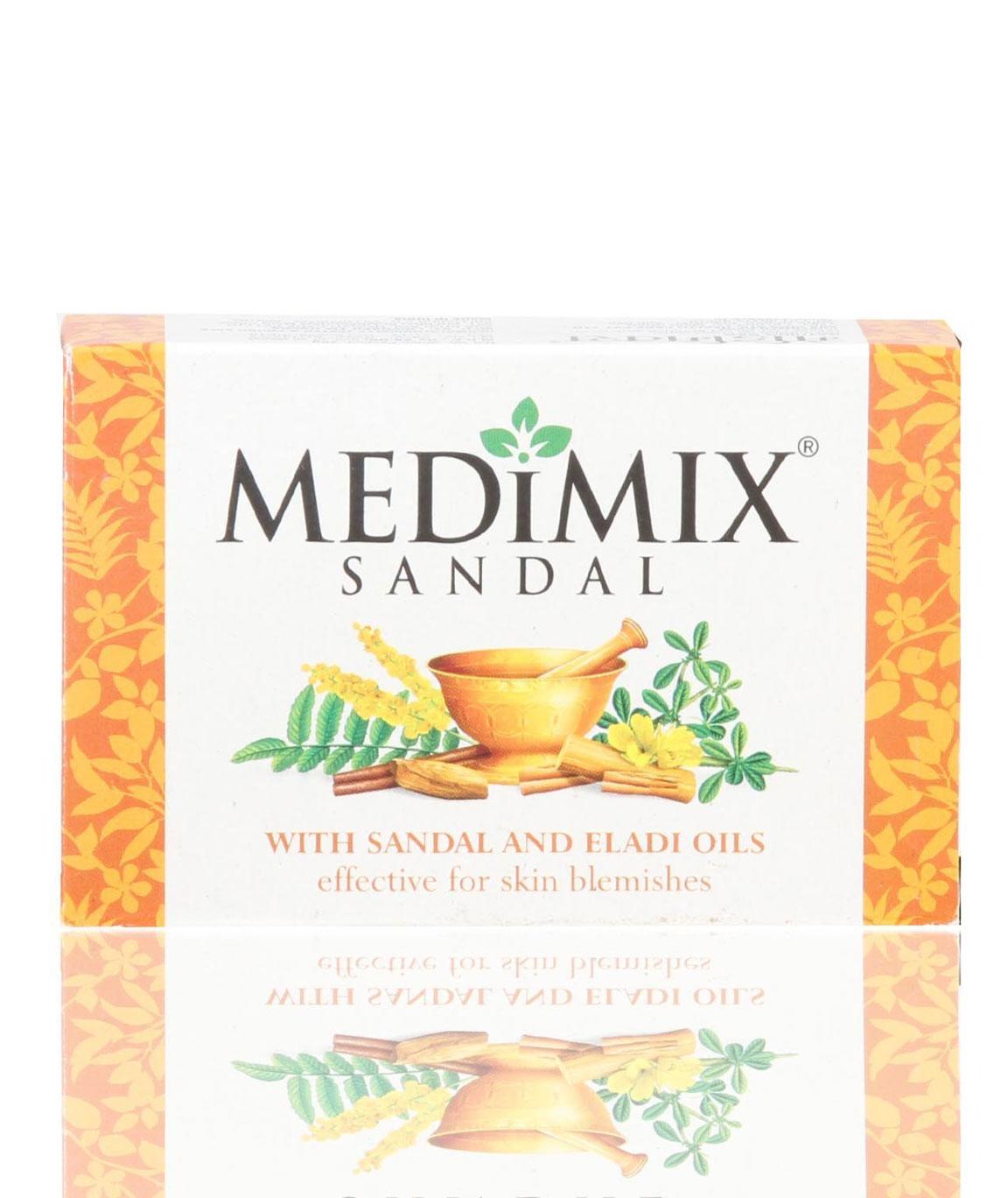 Medimix Sandal Soap - 125g (Pack of 3)