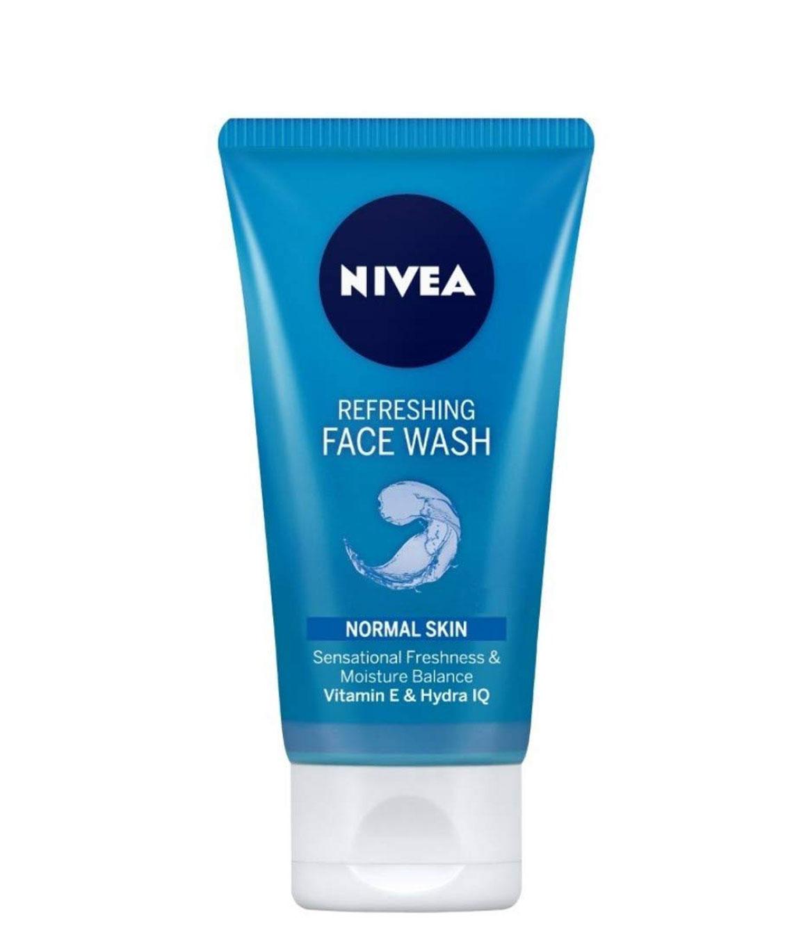 NIVEA Face Wash, Refreshing, 150ml