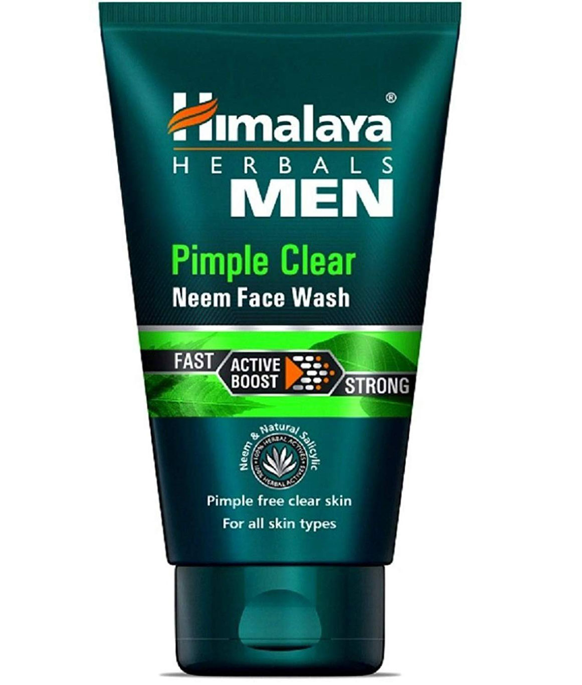 Himalaya pimple clear men neem face wash gel 100ml