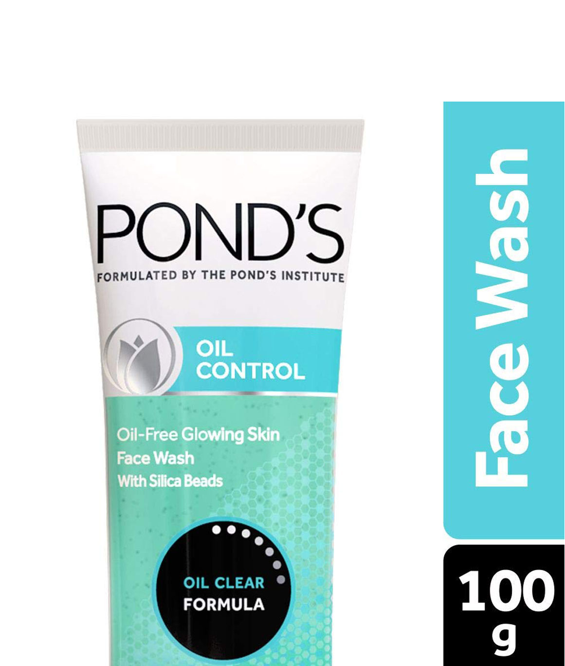 PONDS Oil Control Face Wash, 100 gm