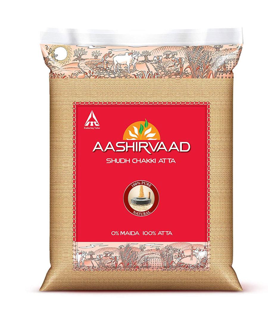 AASHIRVAAD AATA 5KG