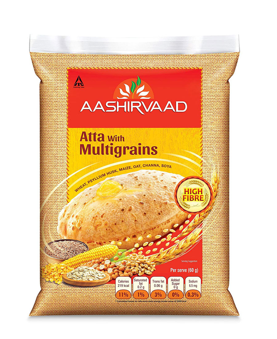 AASHIRVAADATTA WITH MULTIGRAIN 5KG