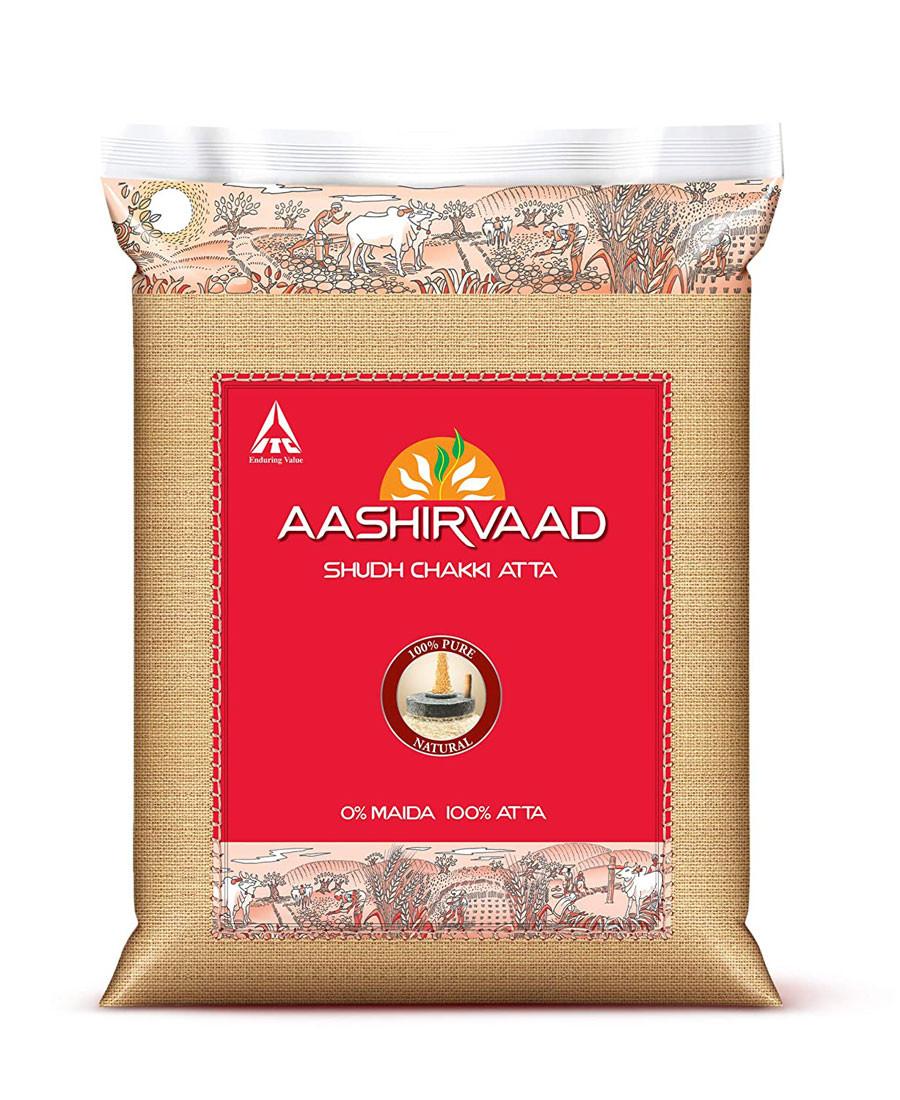 AASHIRVAD ATTA 10 KG