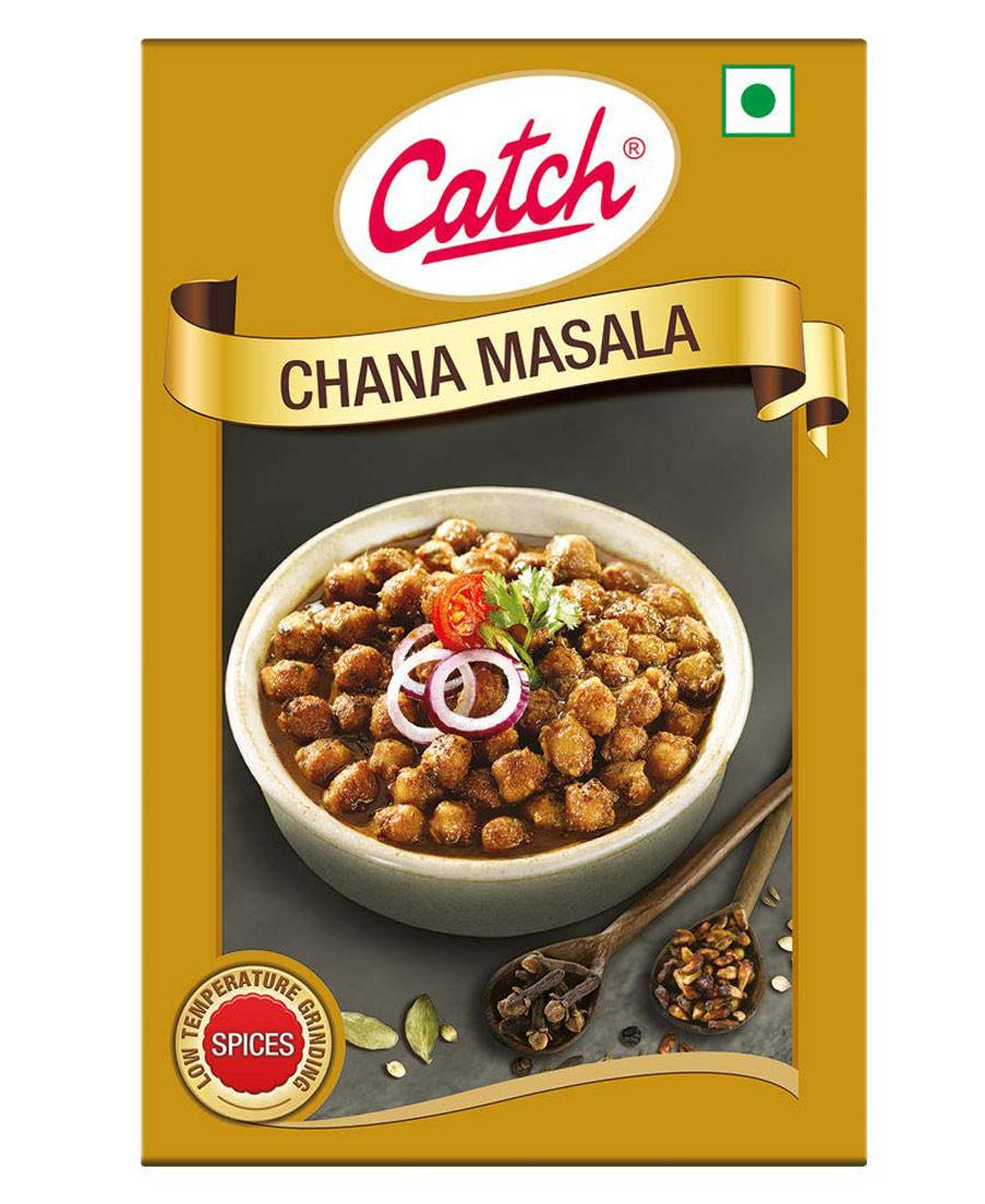 CATCH CHHOLE MASALA 100GM