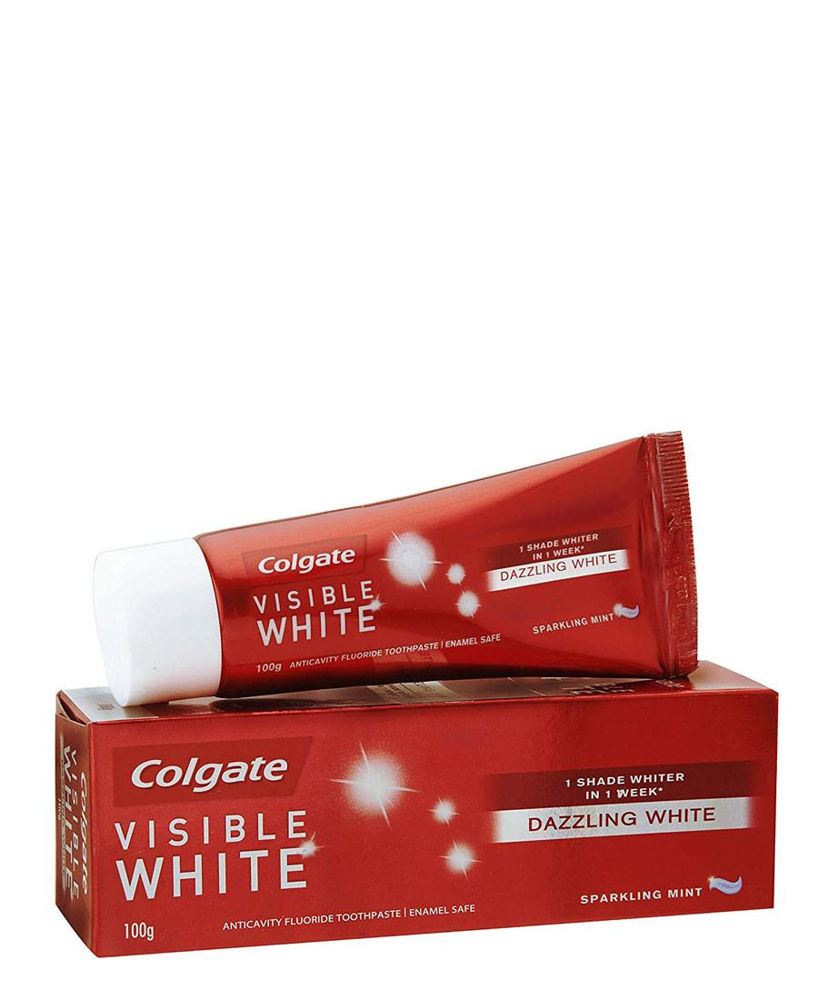 Colgate visibal white 100gm