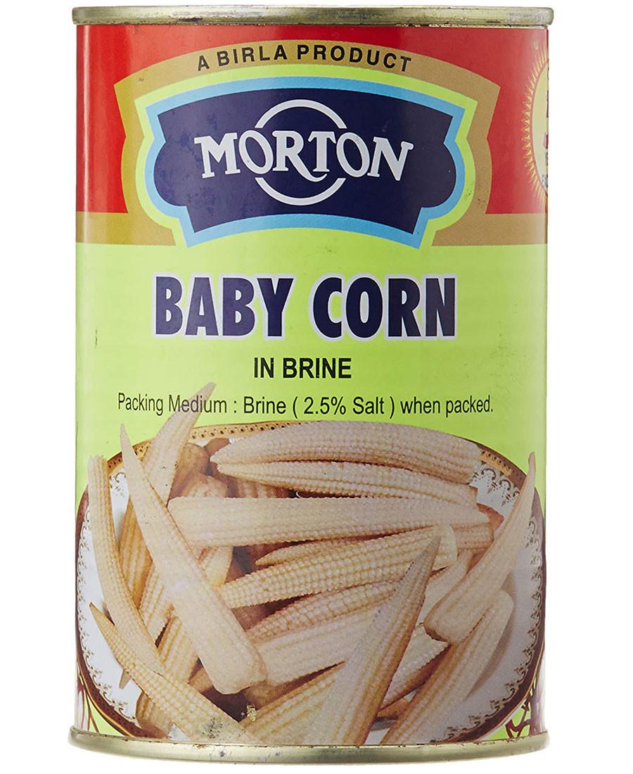 MORTON BABY CORN 425GM