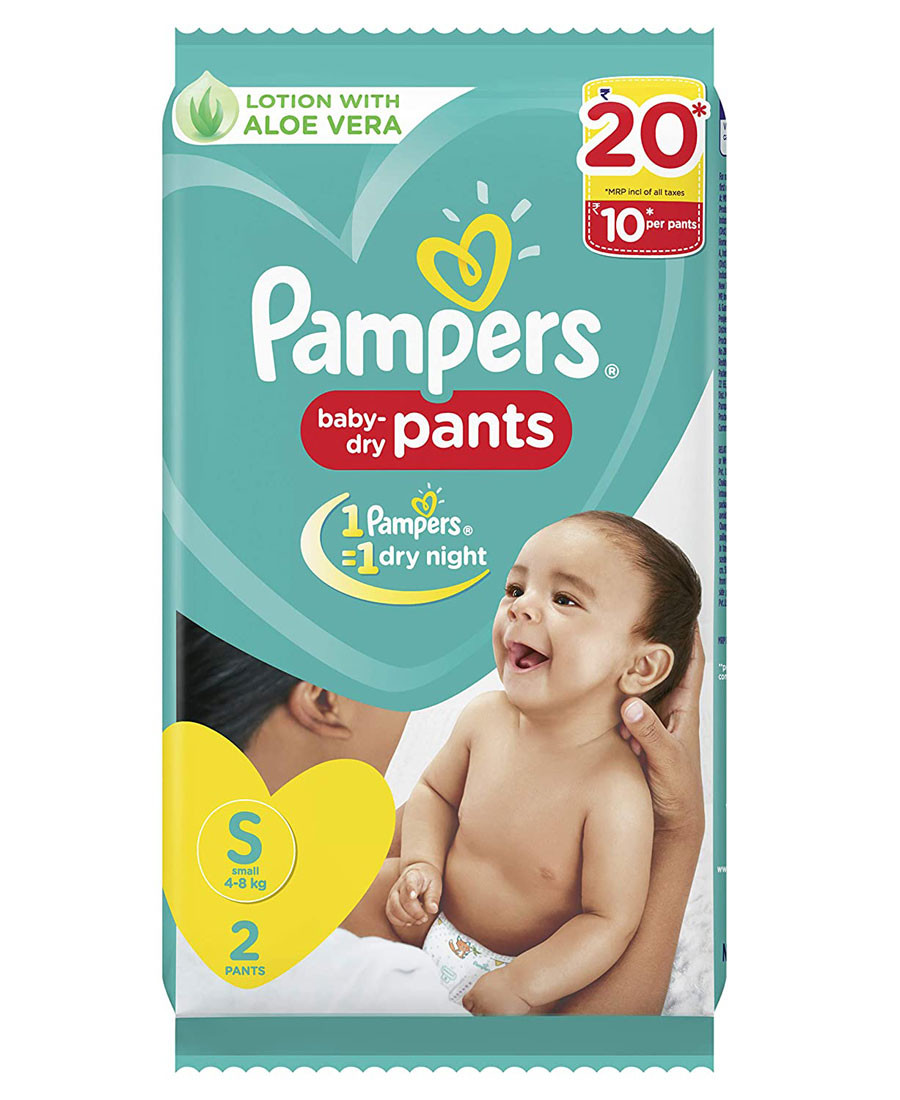 Pampers s-2