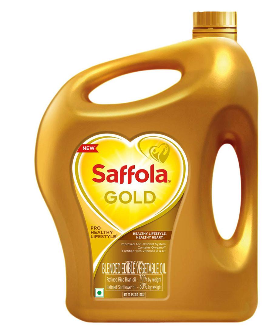 SAFFOLA GOLD OIL 5LTR