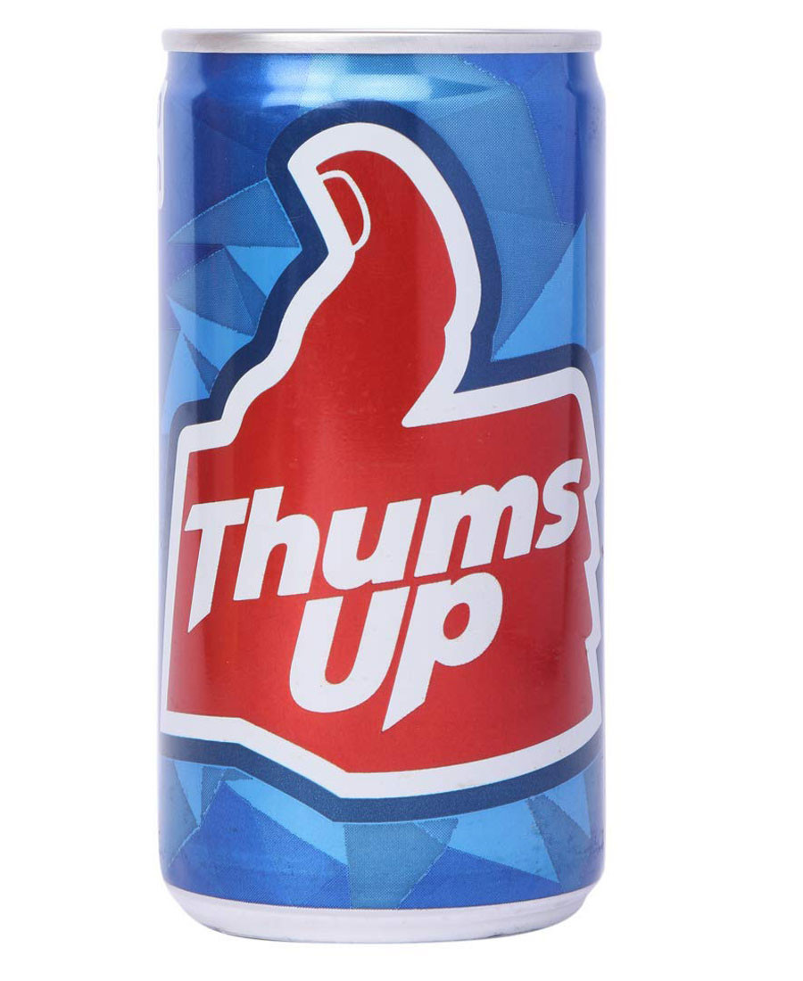 THUMS UP CAN 180ML