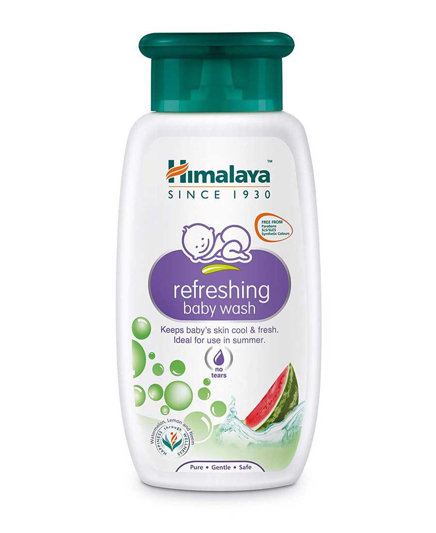 Himalaya Baby Care Refreshing Baby Wash
