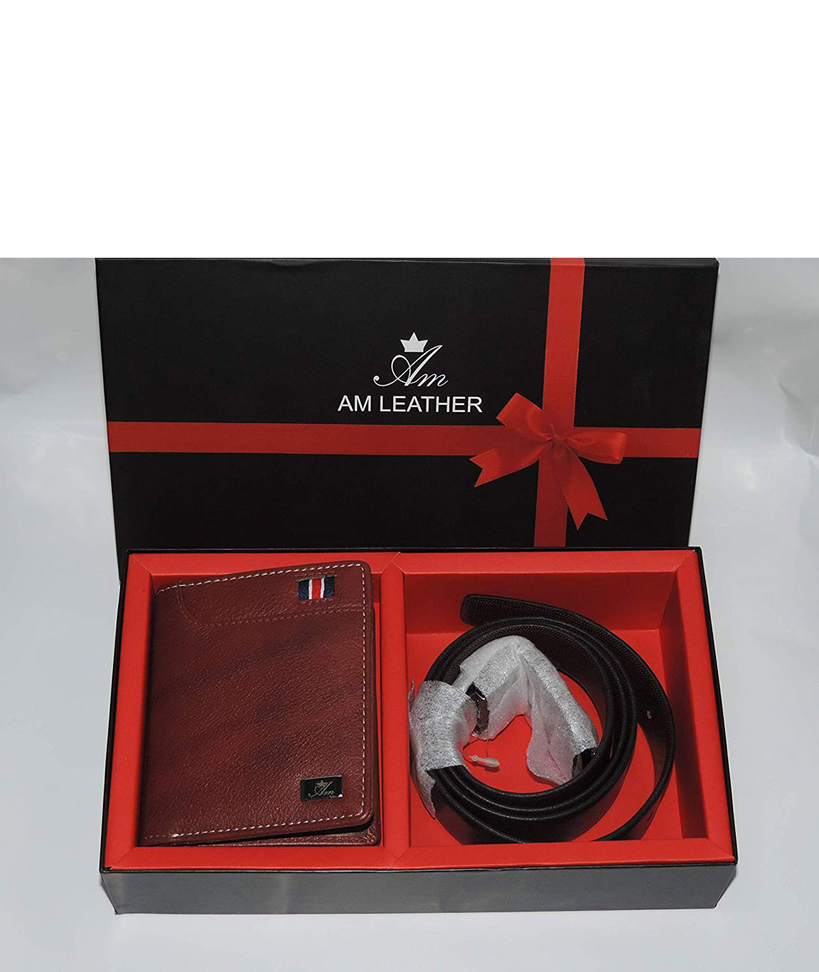 AM LEATHER Handmade 100% Genuine Leather Corporate Gift