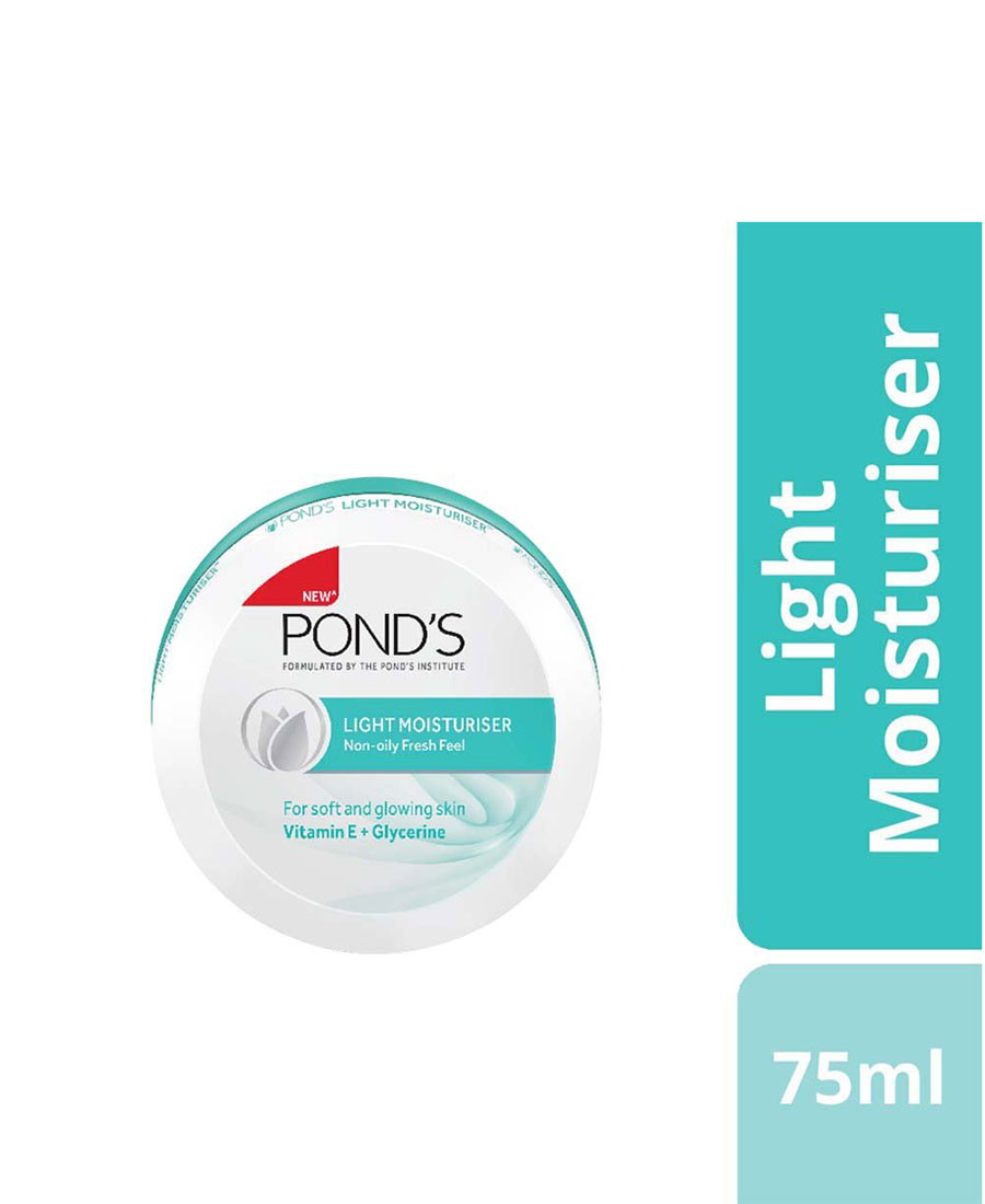 PONDS LGT MOIST 75ML