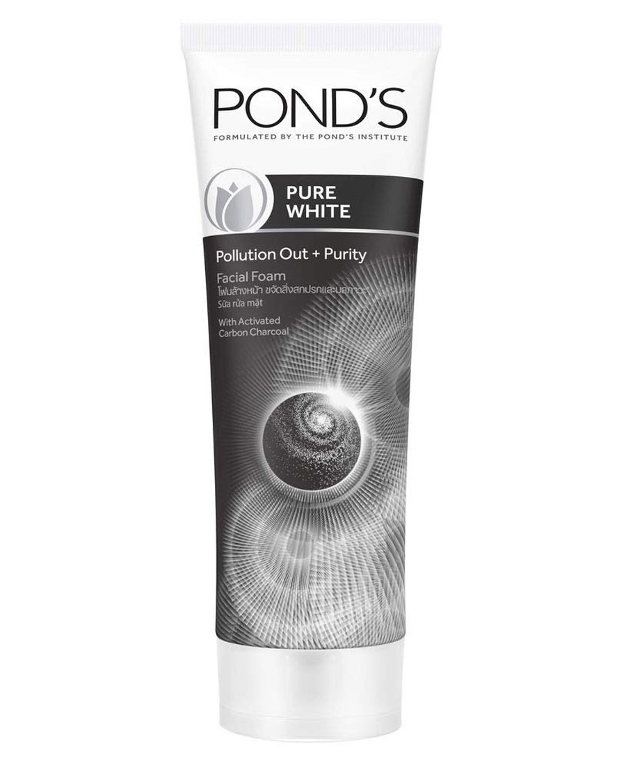 PONDS PURE WHITE FACIAL FOAM 100g