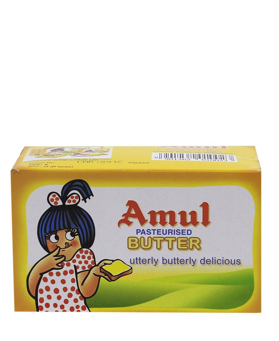 AMUL BUTTER 25Gm