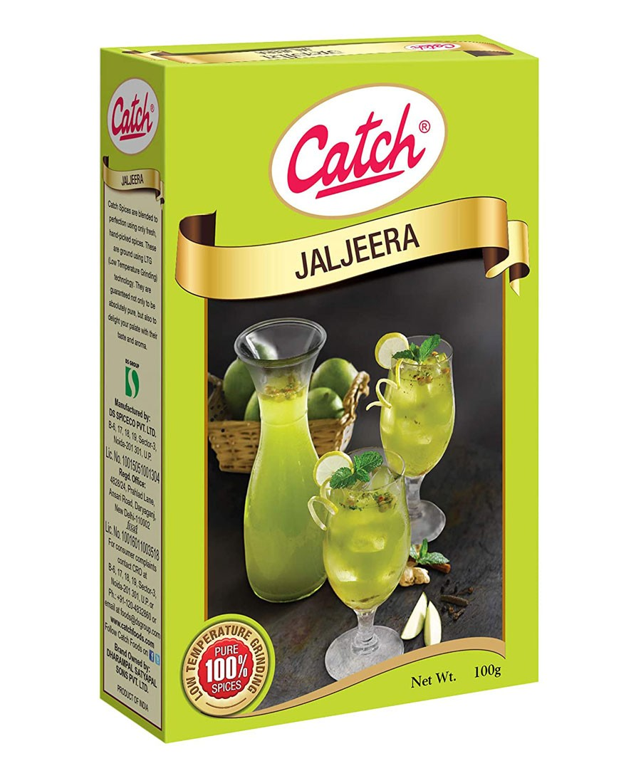 CATCH JAL JIRA M 100Gm