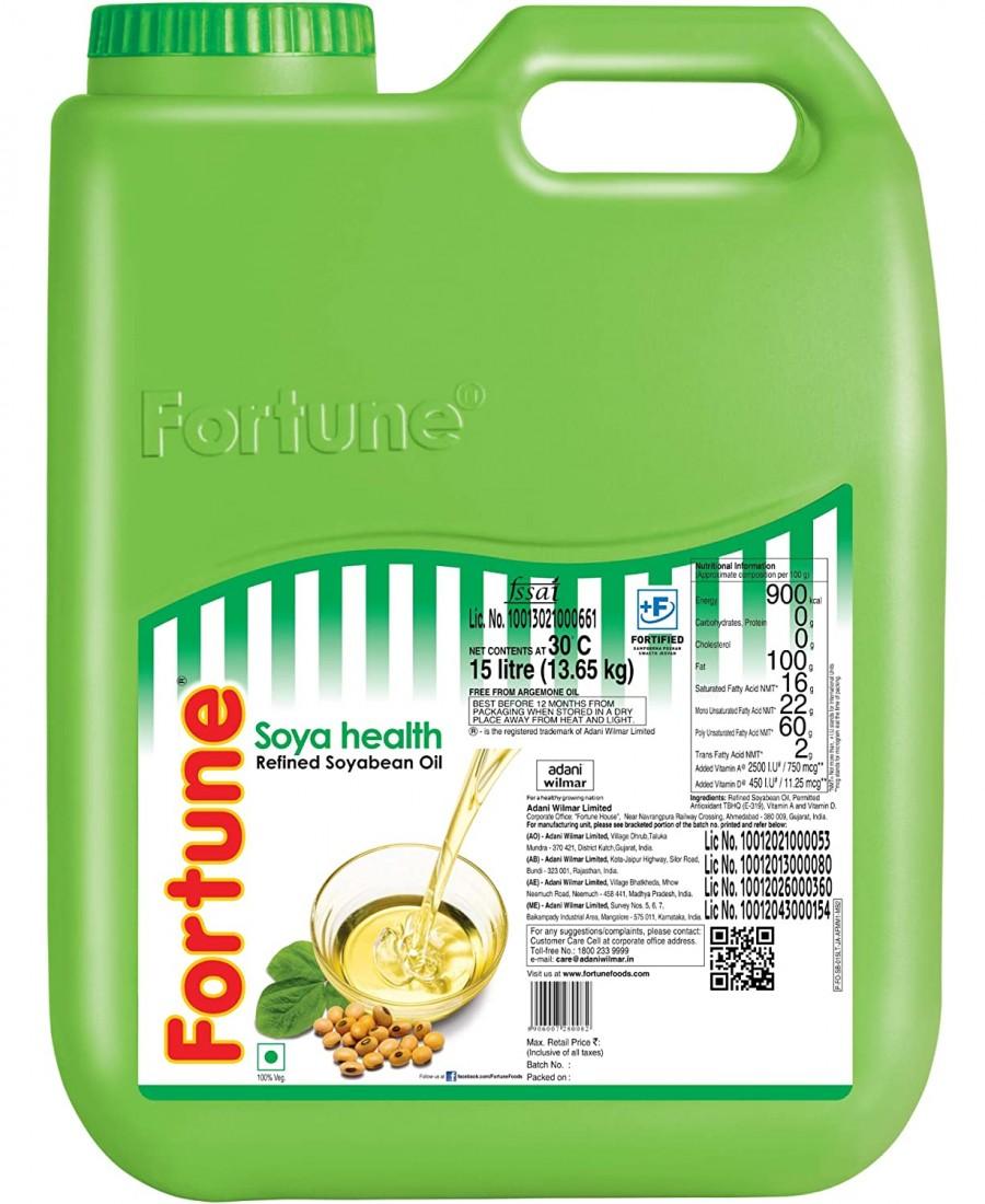 FORTUNE SOYA HEALTH 15 LT