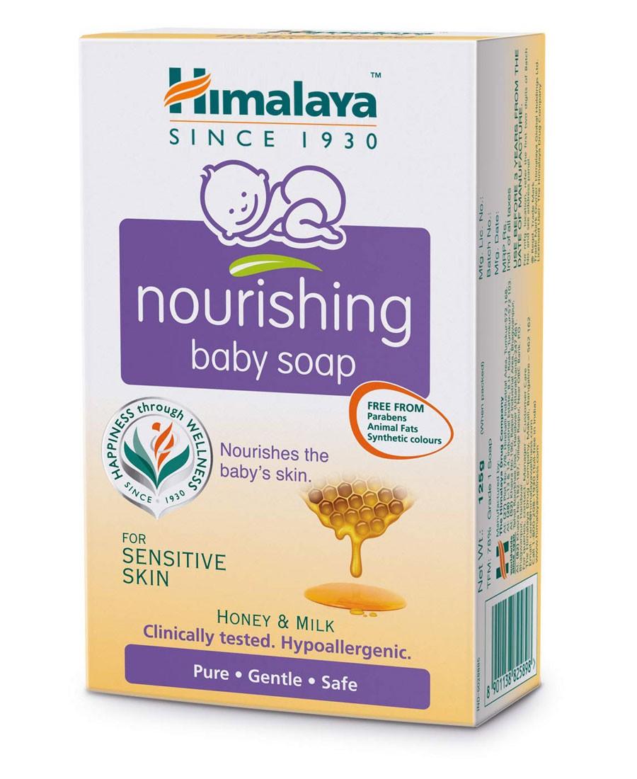 HIMALAYA BABY NOURSHING SOAP 75G