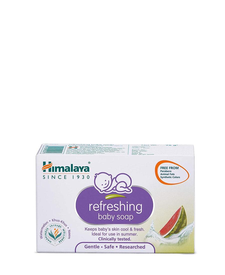 HIMALAYA BABY REFRESHING SOAP 75G