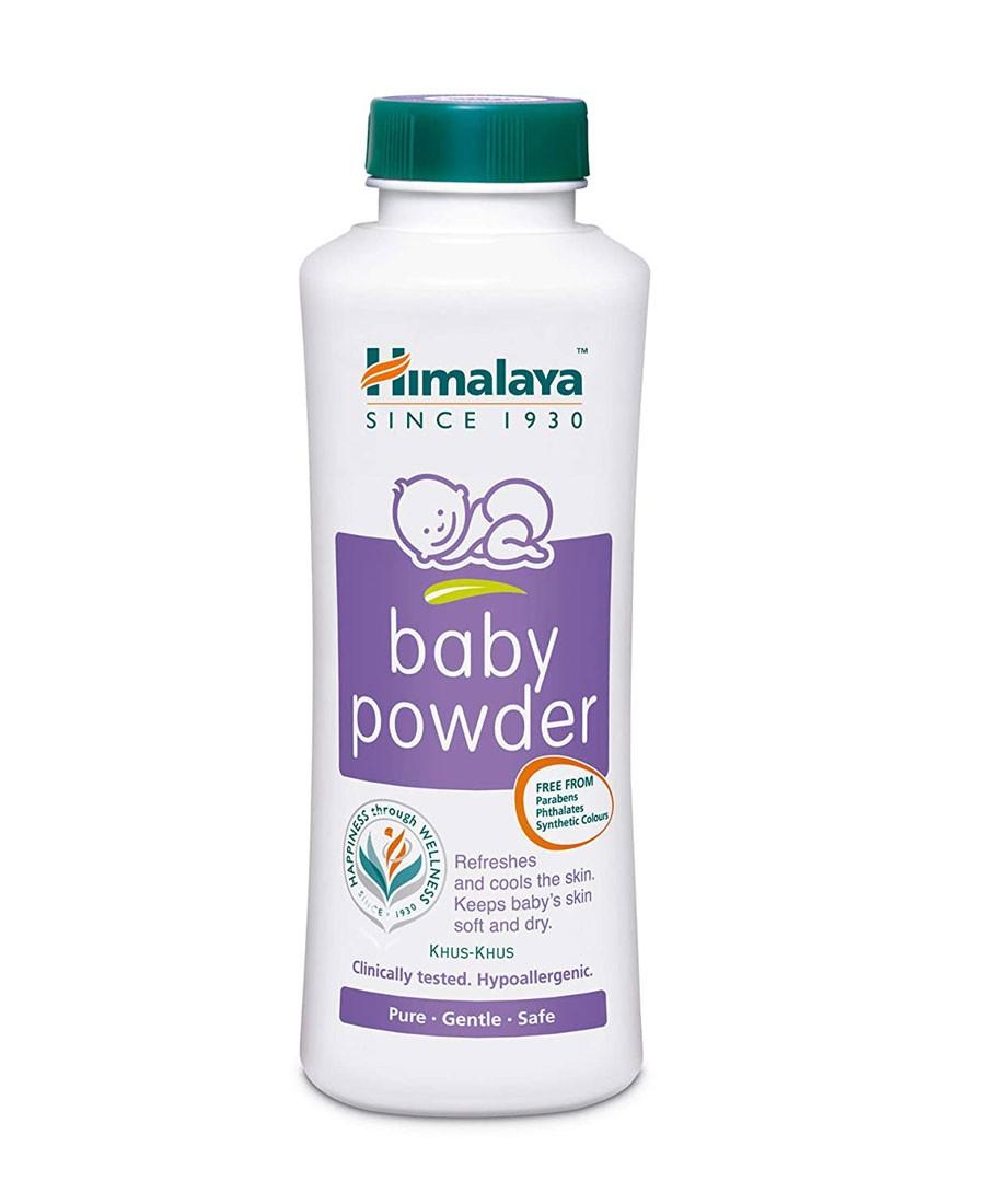 HIMALAYA BABY POW 400GM free soap