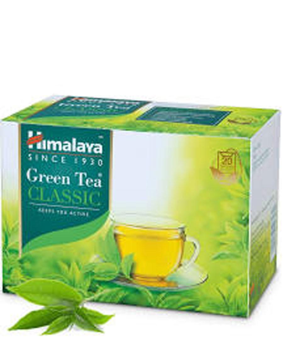 HIMALAYA GREEN TEA TULSI 20 BAGS