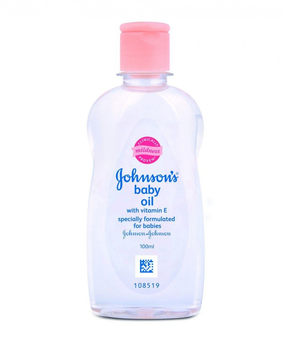 Johnson`s Baby OIL 100ML MONSOON-B