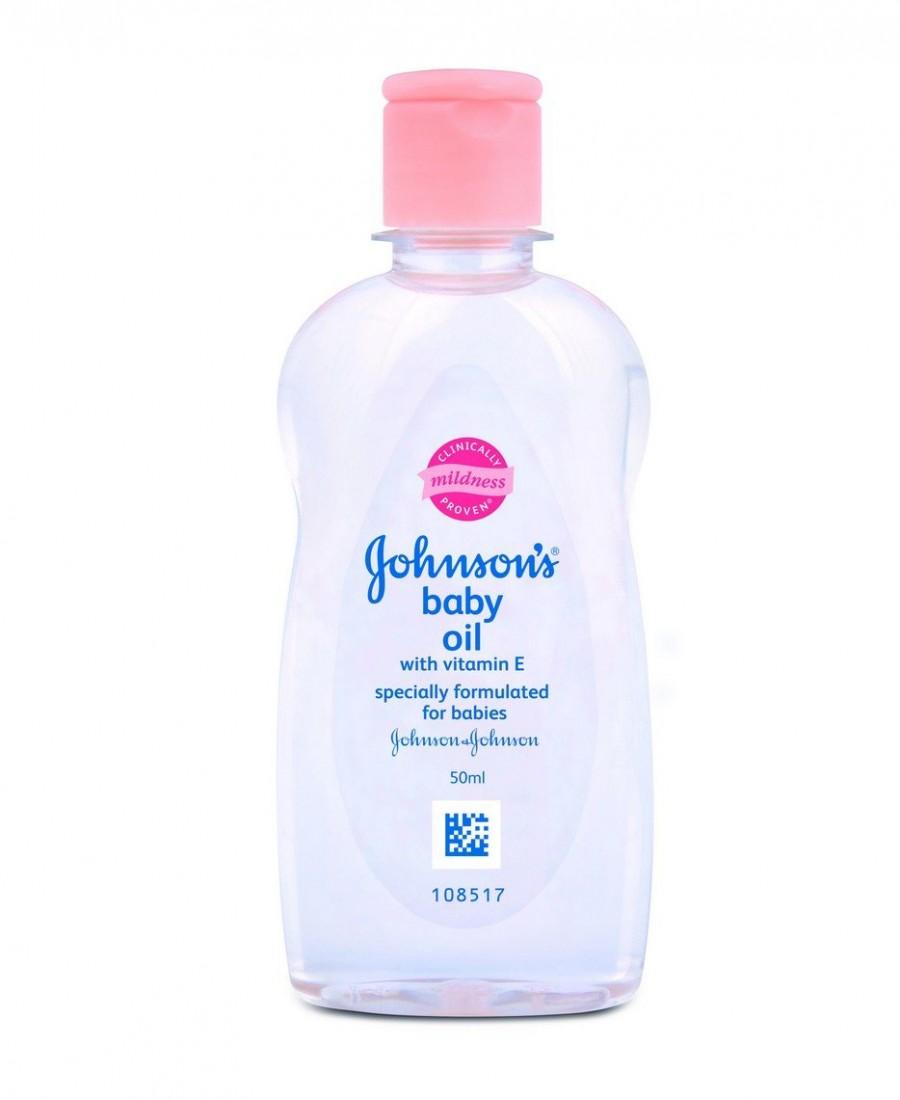 JOHNSONS BABY OIL 50 ML