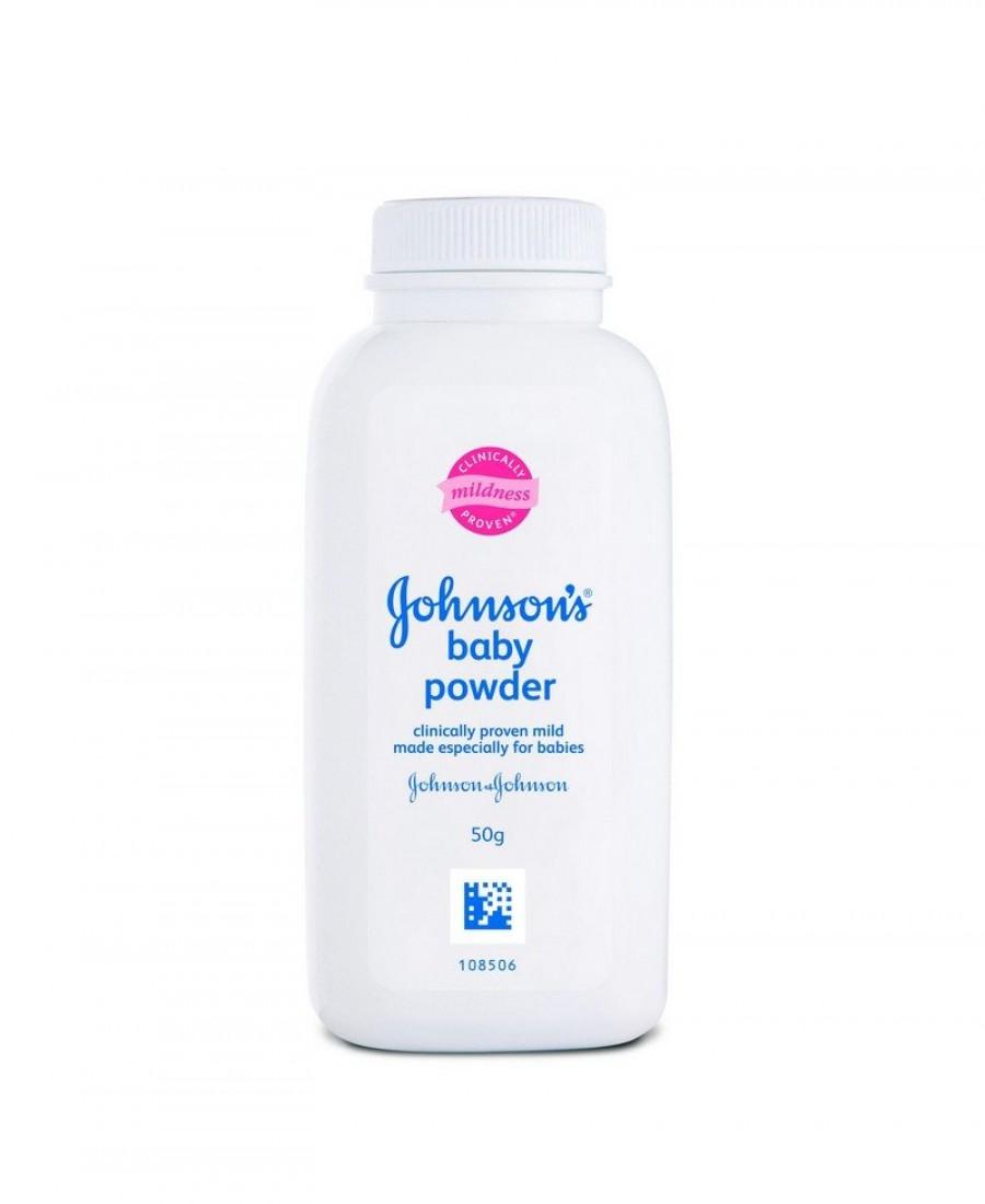 JOHNSONS BABY POWDER 50 GM