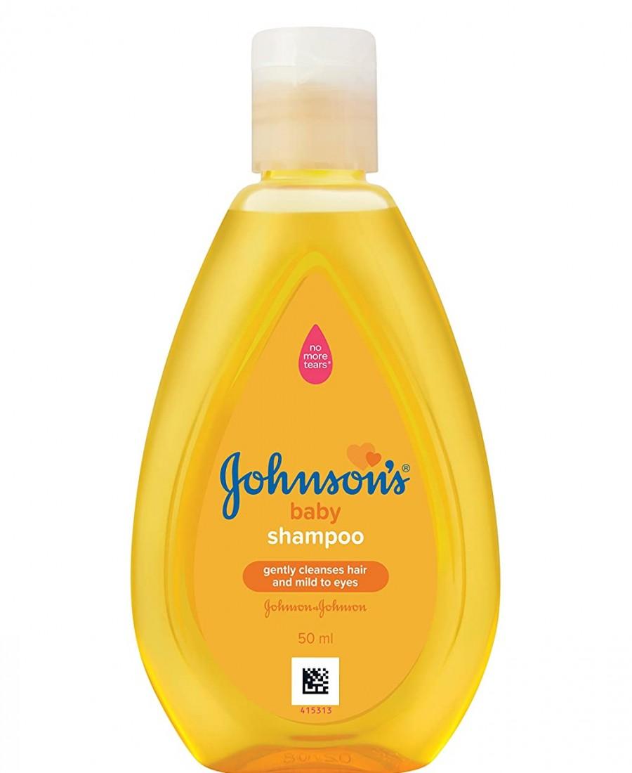JOHNSONS BABY SHAMPOO 50 ML