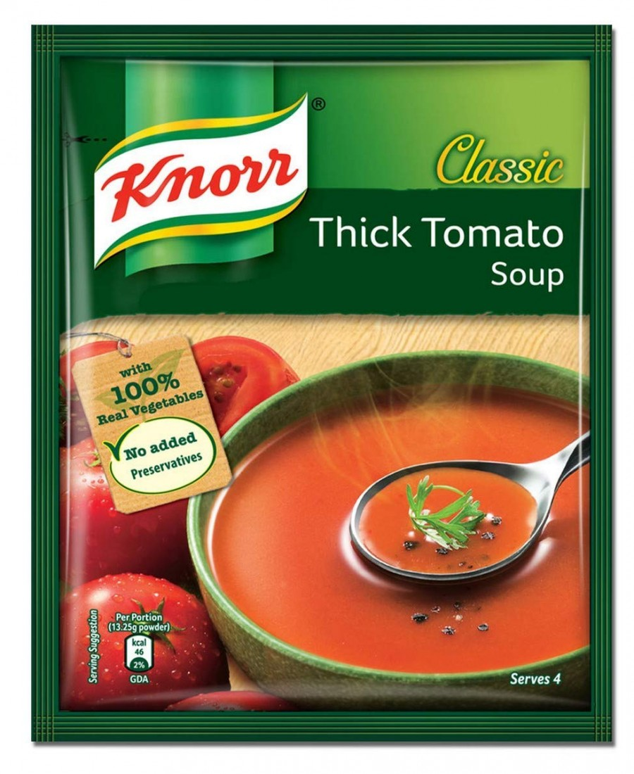 KNORR CLASSIC THICK TOMATO Soup 60gm