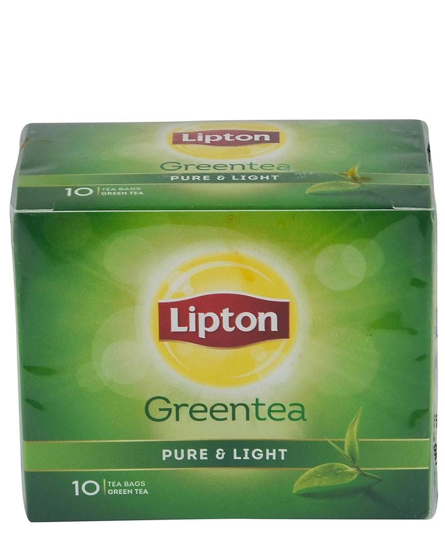 LIPTON GREEN PURE & LIGHT 1.3