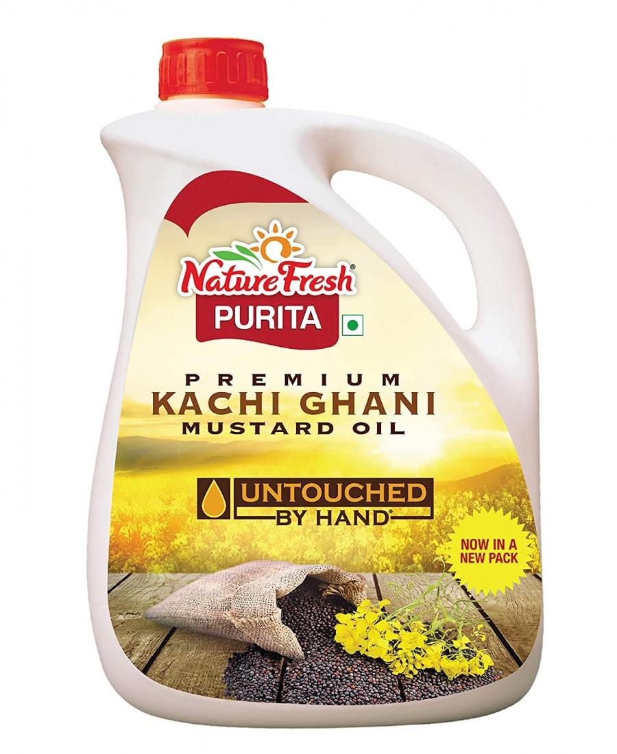 NATURE FRESH KACCHI GHANI 5 LT