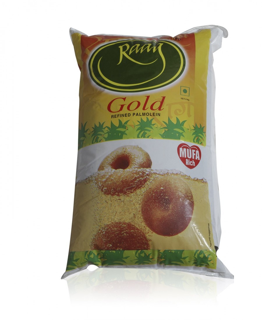 RAAG GOLD REFINED 1LTR