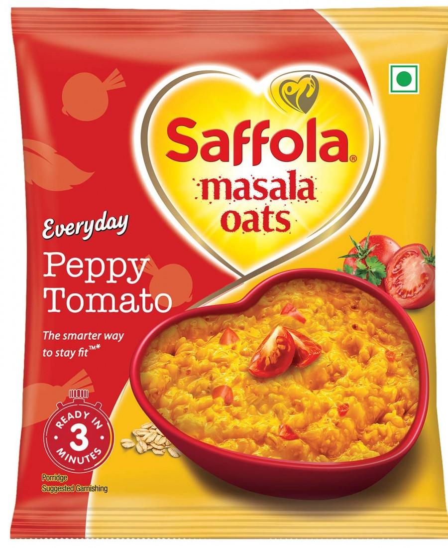 SAFFOLA PEPPY TOMAATO  OATS