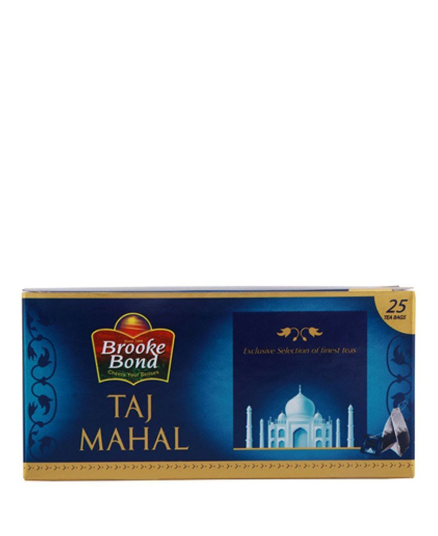 TAJ MAHAL TEA BAGS 25S 47.5G