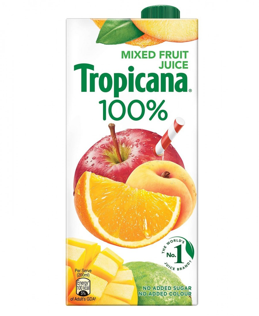TROPICANA MIXED FRUIT