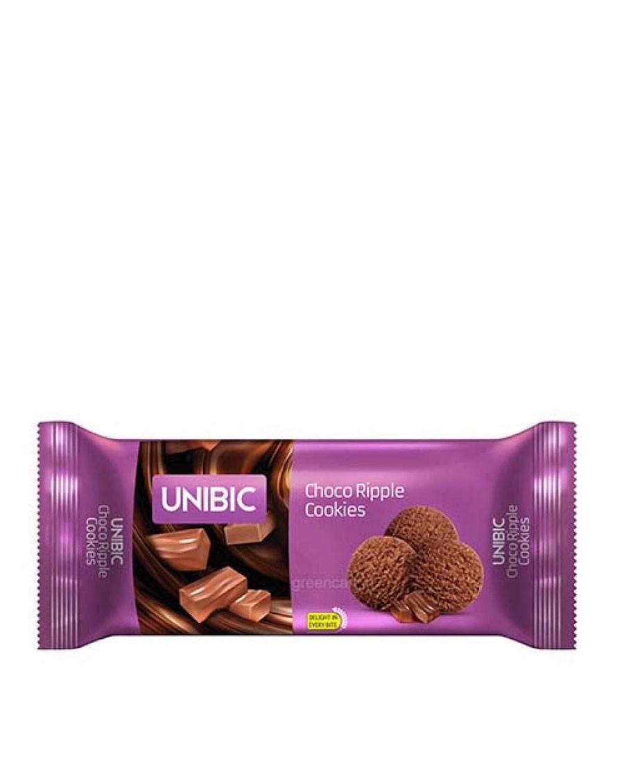 UNIBIC CHOCO RIPPLE 20/- 200Gm