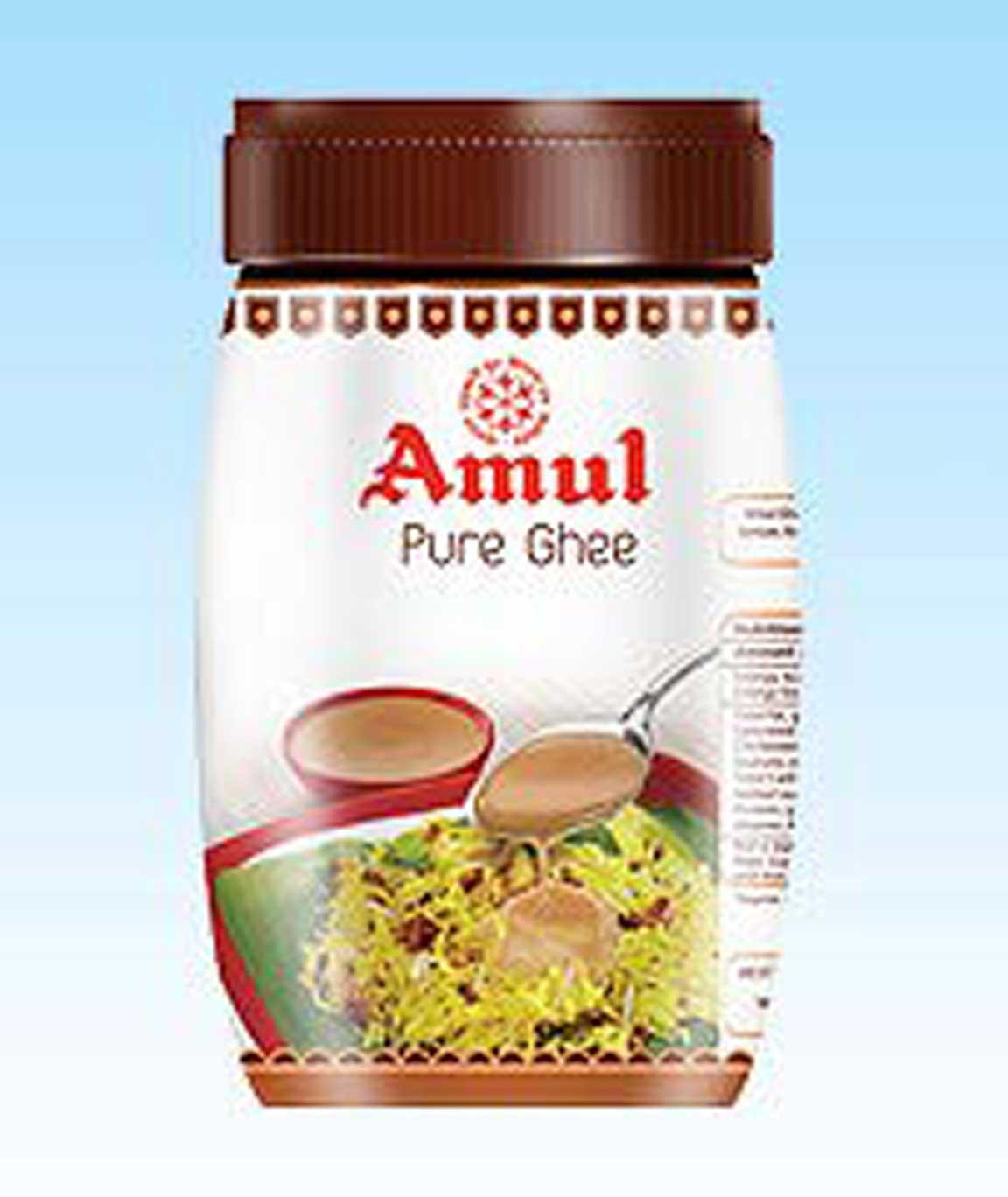 Amul Brown Ghee, 200ml