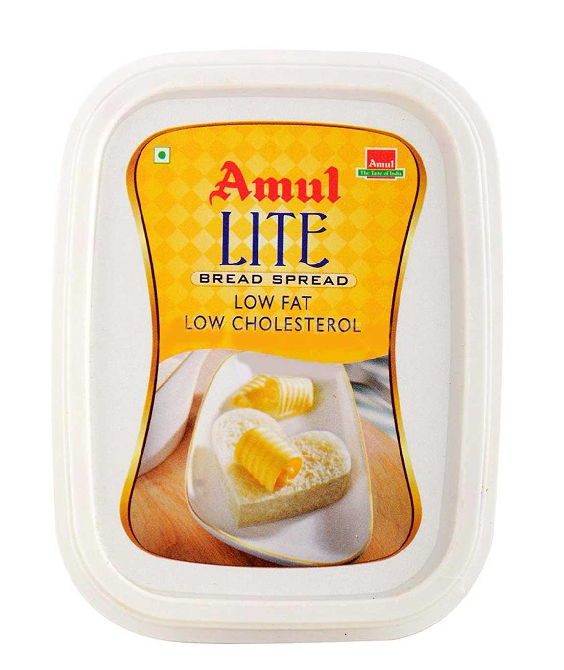 Amul Butter - Lite, 200g